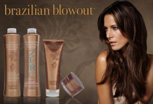 brazilian blowout banner