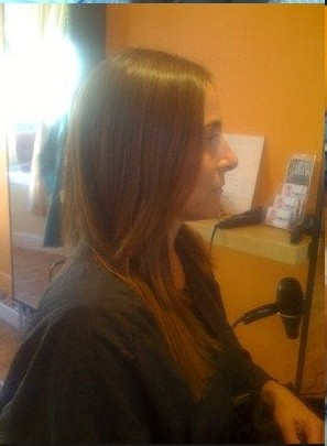 best Brazilian smoothing hair treatment bayarea